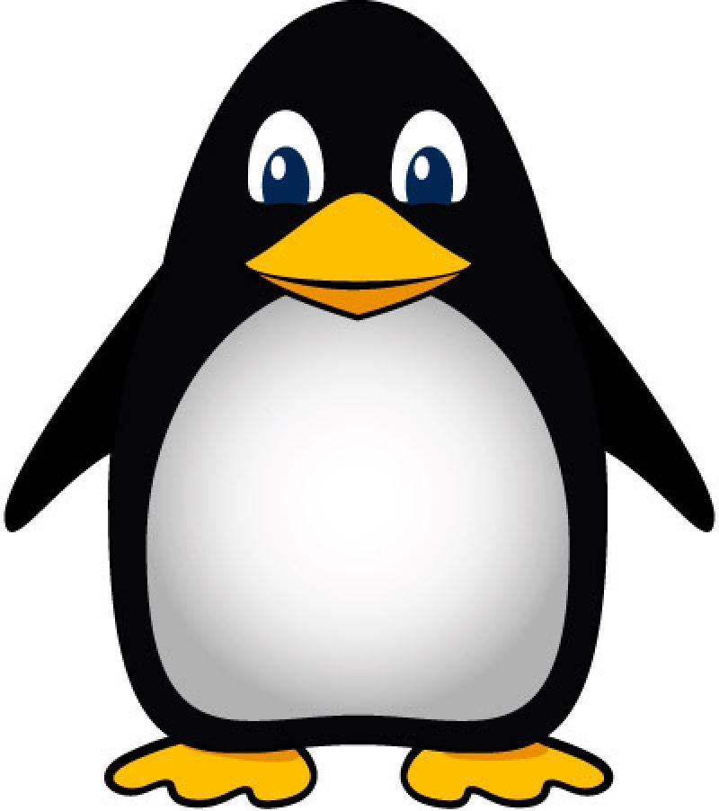 Картинки пингвинов рисовать